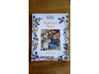 NEW - Autumn Story - Children's Book