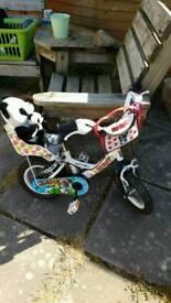 Apollo small girls bike