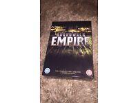Boardwalk Empire first second & third series
