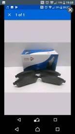 Citroen Berlingo and Peugeot Partner brake pads