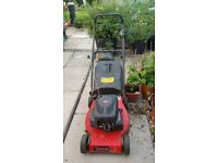 Champion Petrol Lawnmower in good working order