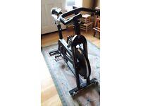 """Spinnin"""" bike £140"""