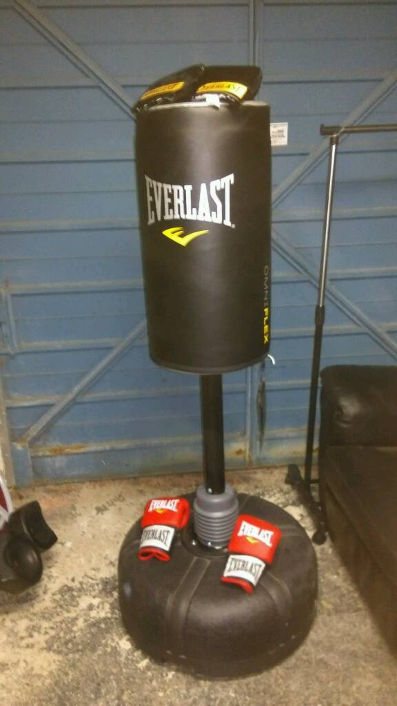 Punch/kick bag