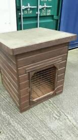 Dog kennel still available