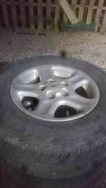 Freelander alloys