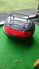 Biketek luggage box