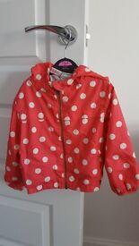 Girls Cath Kidston jacket