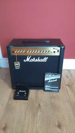 Marshall 50 watt amplifier