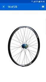 Hope rear wheel