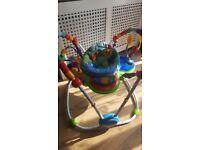 Baby einstien bouncer excellent condition
