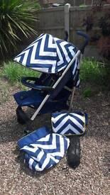 Swap/Sale My Babiie Pushchair/Stroller