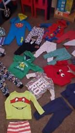 Bundle boy clothing
