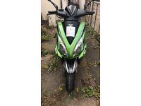 Lexmoto motorbike