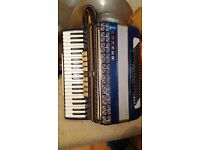 hohner ***accordion atlantic lll*120 bass******very good condition******
