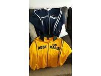 australia mens casual zip up jackets