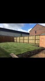 Decking outhouses garden design fencing