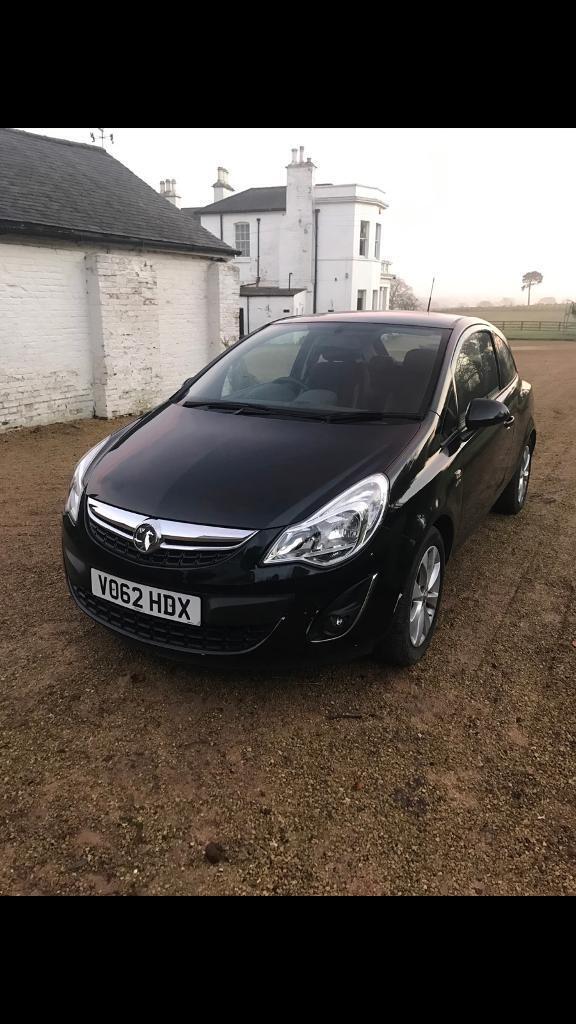 Vauxhall Corsa 1.2 Active 2013