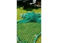 Catch/fall safety netting, 10 mitres /7.5 mitres