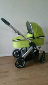 Baby style oyster pushchair 2 in 1
