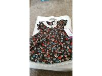Mamas & Papas Liberty Dress