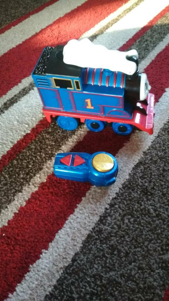 Turbo Flip Thomas With Remote Control In Oldham Manchester