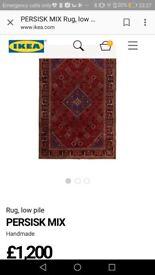 Hand made rug