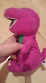 Singing Barney