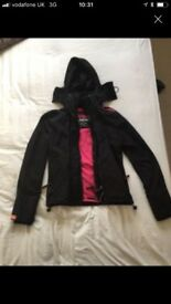 "Girls Superdry ""Windcheater"" coat"