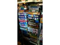 Selection of Board games for sale