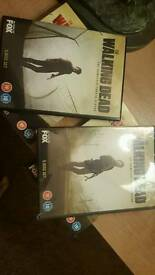 Waking dead complete series 4 and 5