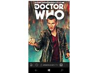 Doctor Who Graphic Novels For Sale