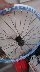 Rear Fixie Single Speed Wheel