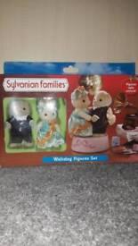 Sylvanian Families, Waltzing Figures Set