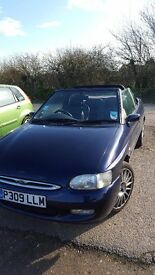 ford escort cabriolet for sale