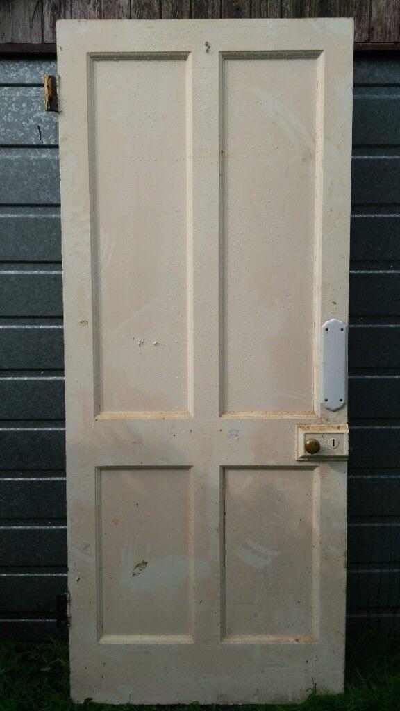 4 Panel Edwardian Internal Door In Henfield West Sussex Gumtree