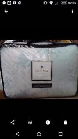 Brand new dorma bedspread quilted throw
