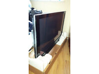 "Plasma TV Pioneer PDP-427XD - 42"" HD Ready - With Freeview, Wall Mount and remote control"