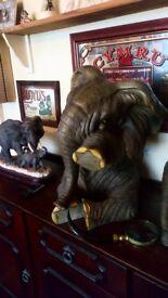 3 large elefants for sale