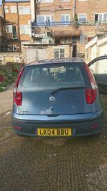 *quick sale new MOT* 2004 Fiat Punto Active