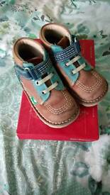 Size 7 kicker boots