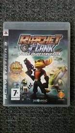 Ratchet and Clank - Tools of Destruction PS3 rare