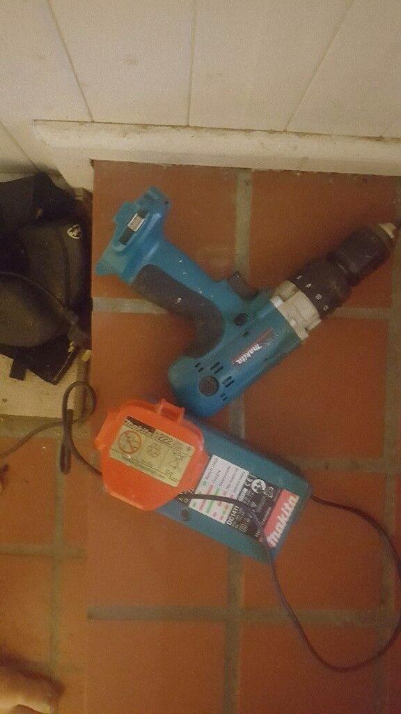 Makita 12v drill