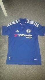 Small men's Chelsea football shirt
