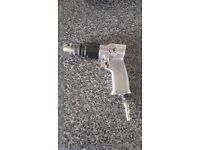 Air compressed drill