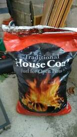Bag of Traditional House Coal