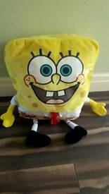 Spongebob squarepants cuddly