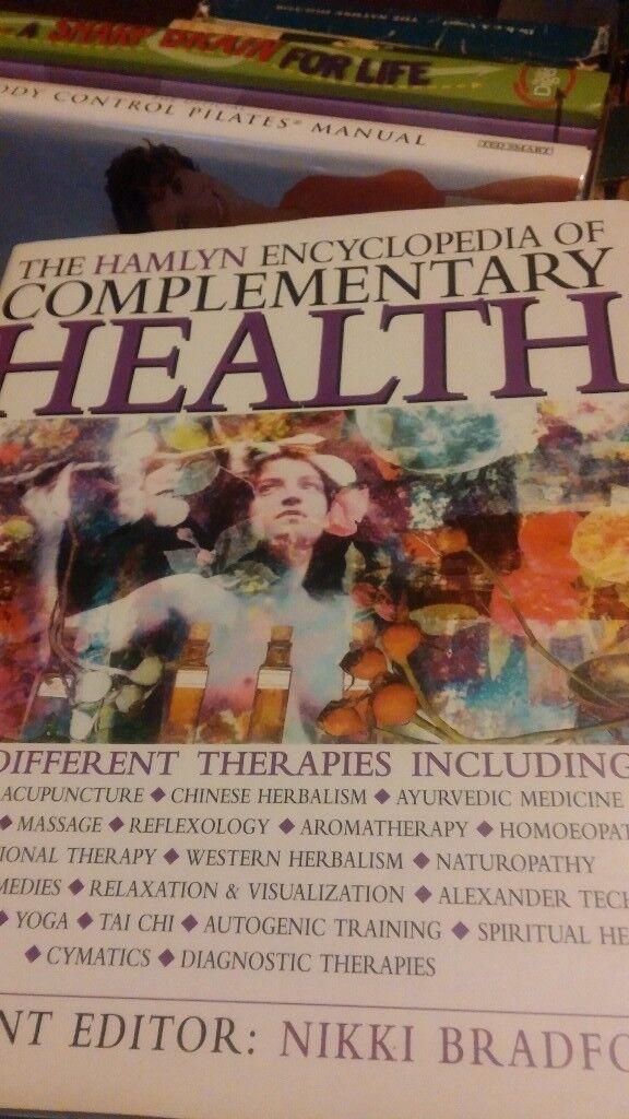 10 quality alternative medicine health books bundle