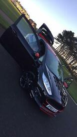 Ford Fiesta 1.0L ecoboost zetec S black edition