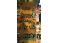 Job lot of Warhammer Fantasy / Age of Sigmar. IDEAL FOR RESALE. RRP of £544.50 selling 50% off RRP