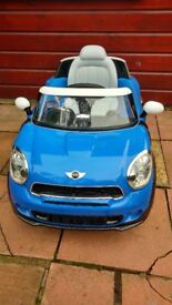 Mini Cooper Paceman 6v Electric Ride-On Car